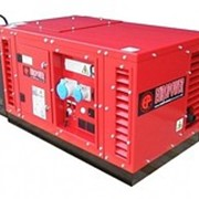 Бензиновая электростанция Europower ЕРS10000E фото