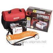 Компрессор ELEPHANT КА-12550 150psi/15Amp/37л/прикур./шланг5.0м фото