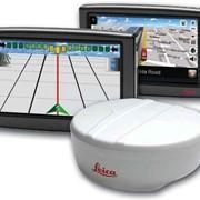 GPS навигатор Leica MojoMini для трактора фото