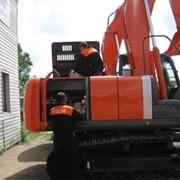 Сервис и ремонт строительной техники иностранного производства фото