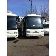 Автобусы туристические новые JAC HK 6120 фото