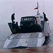 Катер с воздушной каверной быстроходный морской грузовой СЕРНА фото