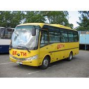 Автобус детский фото