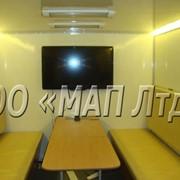 Переоборудование автобусов и кунгов для любых целей. фото