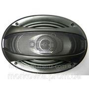 Автомобильная акустика колонки Pioneer A6963E 300W, купить Динамики для магнитолы A6963E, TS-A6963E фото