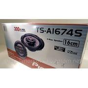Автомобильная акустика колонки Pioneer TS-A1674S, купит Динамики TS A1674S. TSA1674S фото