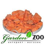 Triton Грунт ТРИТОН натуральный 800г оранжевый крупный фото