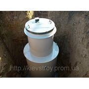 Автономная канализация ОАЗИС МИНИ, септик био, биологической очистки, очистка сточных вод фото