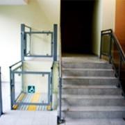 Вертикальные подъемники для инвалидов, мод. ВТПМ 4000 фото