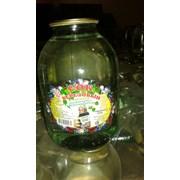 Сок березовый с/с 3 литра фото