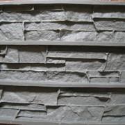 Формы для производства дикого камня фото