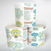 Туалетная бумага Ромашка 2-ух слойная фото