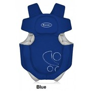 Рюкзак-кенгуру Bertoni Traveller Comfort blue фото