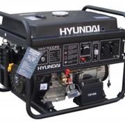 Генератор бензиновый Hyundai HHY 7000FE ATS фото