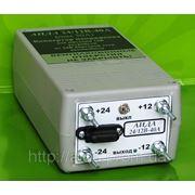 Конвертор «АИДА 24/12В-40А» из =24 в =12В для нагрузки 0-40А (55A max) фото
