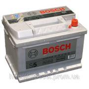 Аккумулятор Bosch BO 0092S50040 61А/Ч (-/+) фото