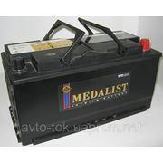 Аккумулятор MEDALIST (МЕДАЛИСТ) 6CT - 100 - 0 ah фото