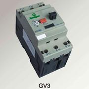 Автоматы защиты двигателя серии GV3 фото