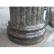 Колонны гранитные в Симферополе фото