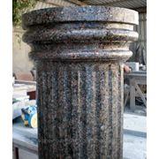Купить колонны гранитные в Ялте фото