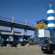 Стационарный бетонный завод«Changli» HZS 35 фото