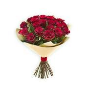 Букет цветов из роз голландских фото