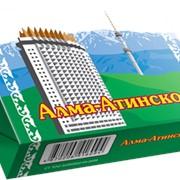 Спред АЛМА-АТИНСКОЕ растительно-жировой, 72,5%, 180 г фото
