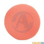 Круг полировальный оранжевый на липучке 125мм фото