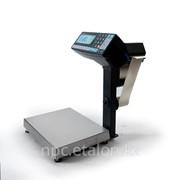 Торговые печатающие весы-регистраторы MK-6.2-R2P10-1 с устройством подмотки ленты фото