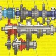 Капитальный ремонт коробок передач тракторов отечественного и зарубежного производства фото
