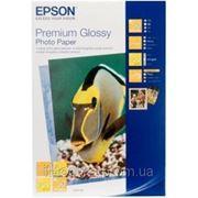 Фотобумага Epson A4 Premium Glossy Photo Paper, 20 л (C13S041287) фото