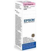 Чернила Epson L800 light magenta (C13T67364A) фото