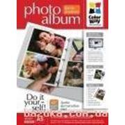 Бумага ColorWay Фотоальбом А5-20 фото