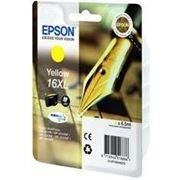 Желтый картридж Epson 16XL yellow (C13T16344010) фото
