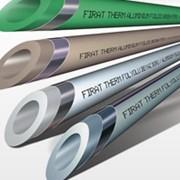 Трубы полипропиленовые и фитинги PPRC Firat фото