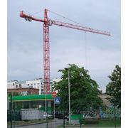 Аренда башенных кранов LIEBHERR и WOLFF фото