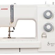 Швейная машина Janome SE 518 фото