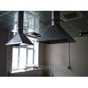 Подборка,монтаж вент. оборудования и кондиционеров. фото