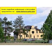 Продам дом (+1га) на берегу лесного озера фото