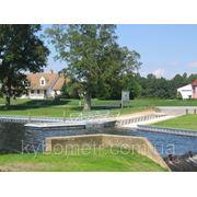 Строительство прудов на даче. фото