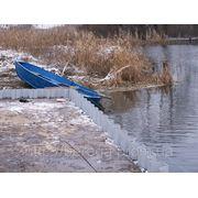УКРЕПЛЕНИЕ БЕРЕГОВ прудов - закажите!. фото