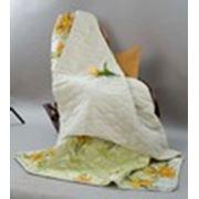 Одеяло овечья шерсть 150Г/М2 фото