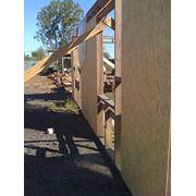 Изготовим панели для каркасного домостроения фото
