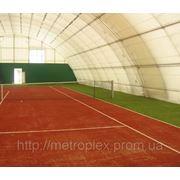 Строительство спортивных сооружений фото