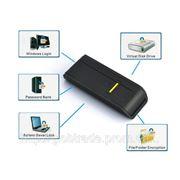 Считыватель отпечатков пальцев USB 2.0 Биометрической Безопасности Блокировка Паролем для ПК фото