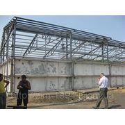 Строительство складов в Житомире фото