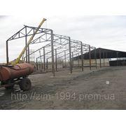 Строительство навесов в Запорожье фото