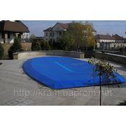 Покрытия для бассейнов фото