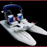 """Катамаран """"Бриз"""" модель Ultralite (Ультралайт),Транспорт, Малые суда, катера и яхты,Спортивные суда,Суда спортивные моторные: глиссеры фото"""