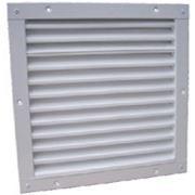 Решетки вентиляционные наружные. фото